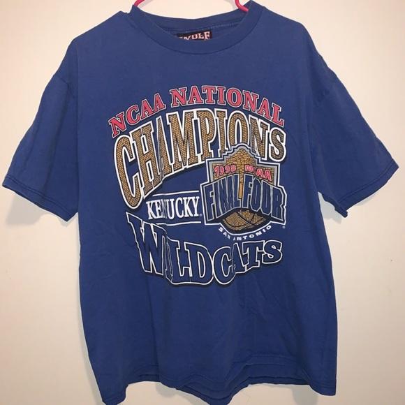 NCAA 1998 NATIONAL CHAMPIONSHIPS KENTUCKY WILDCATS
